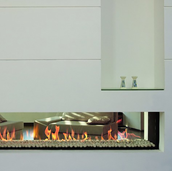 Ortal – Clear 200 Tunnel Gas Fire