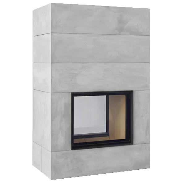 Brunner – BSK 04 Tunnel Fireplace
