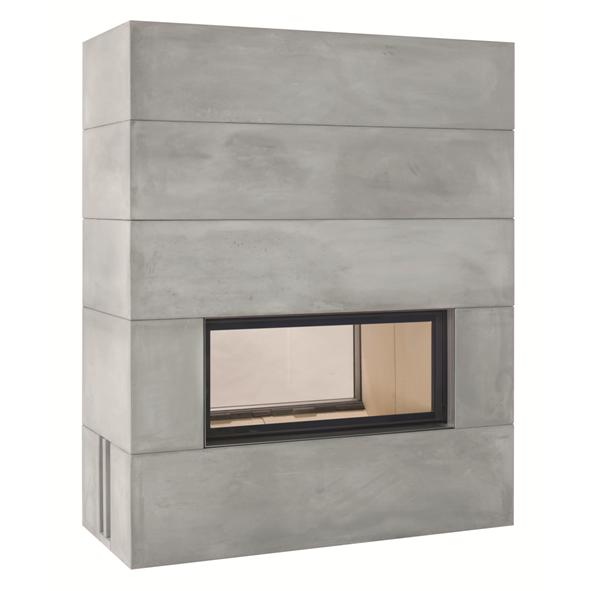 Brunner – BSK 06 Tunnel Fireplace