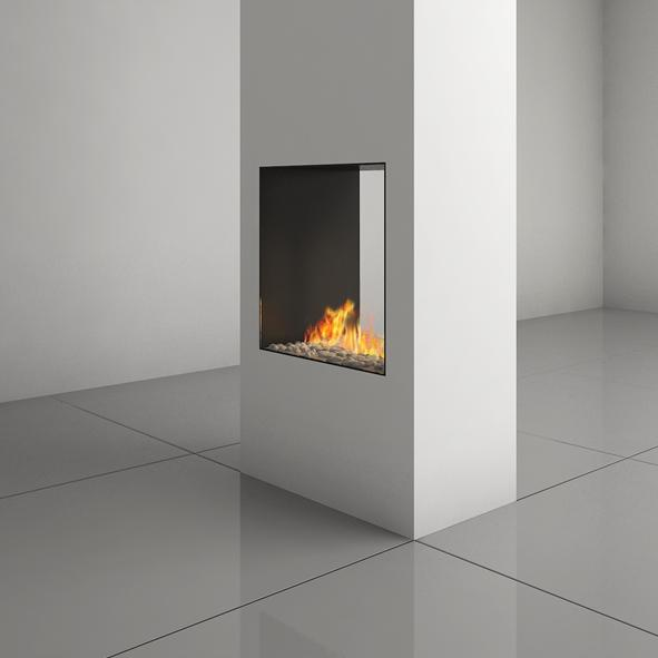 Ortal – Clear 40 High 70 Tunnel Gas Fire Ex Display
