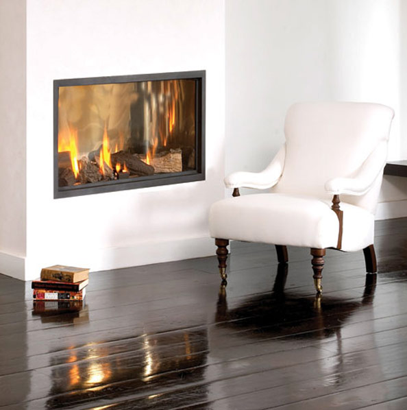 Ortal – Clear 75 x 65 Tunnel Gas Fire