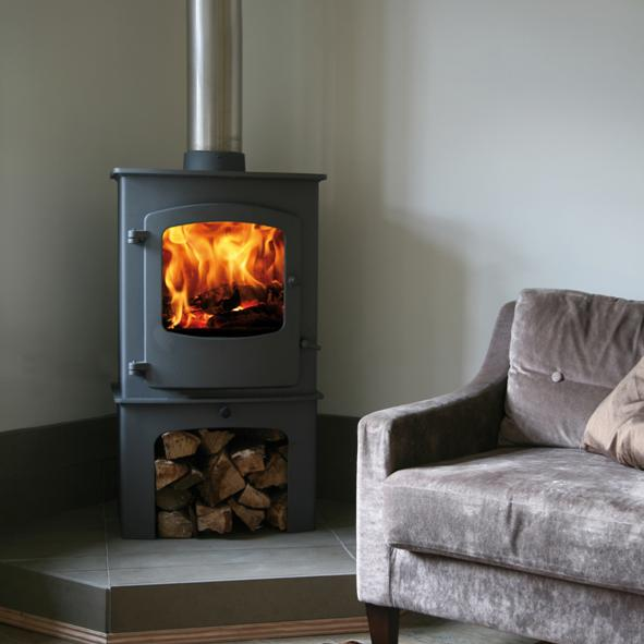 Charnwood Stoves – Cove 2 Wood Burning Stove