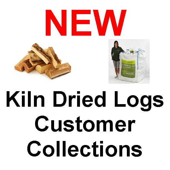 Certainly Wood – Kiln Dried Firewood Logs Customer Collections