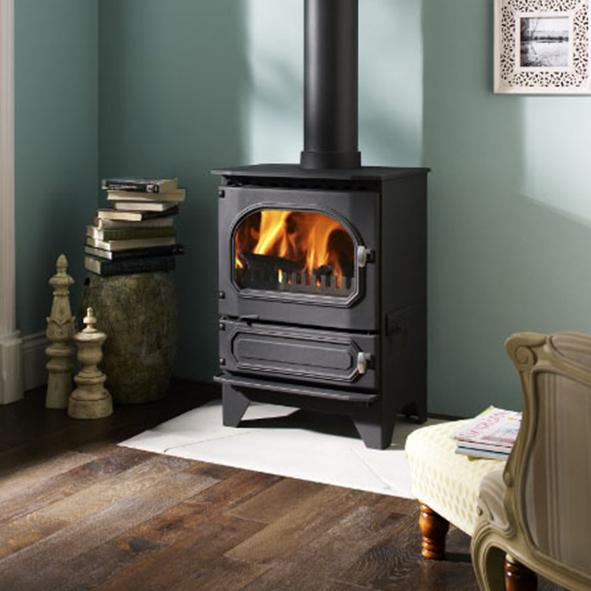 Dunsley Stoves – Highlander 7 Wood Burning Stove