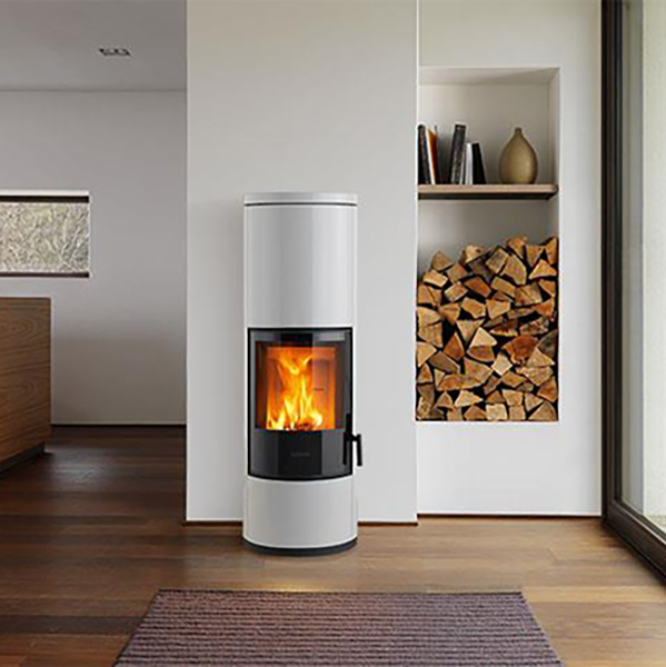 Piazzetta – E924 H Hermetic Wood Burning Stove