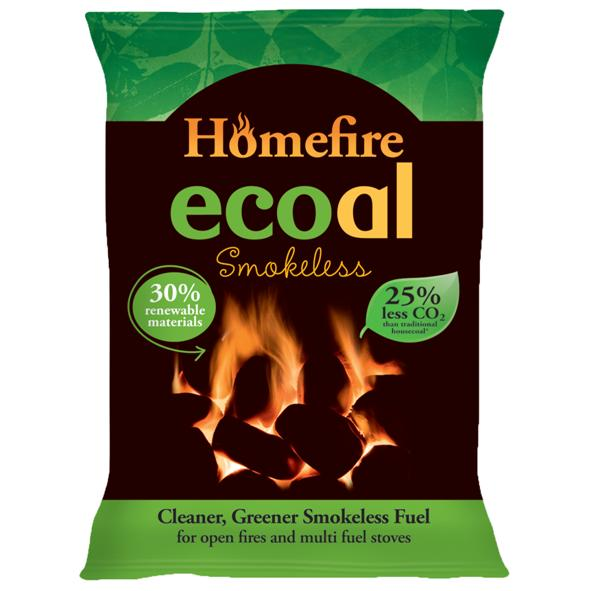 Certainly Wood – E-Coal Smokless Fuel