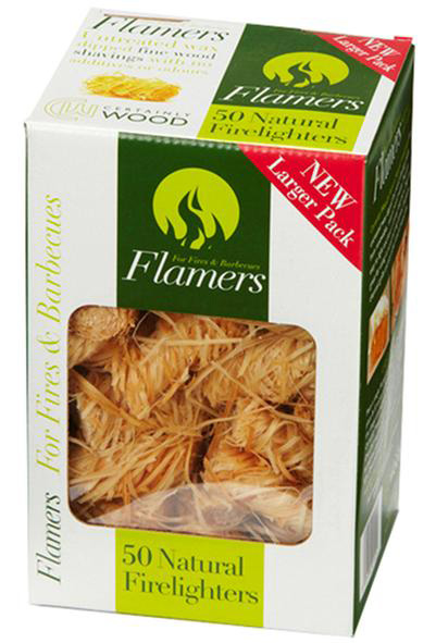 Certainly Wood – Flamers Fire Lighters
