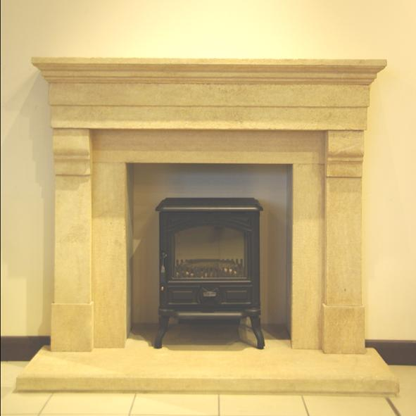 Miscellaneous – French Traditional Stone Fireplace