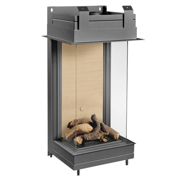 Piazzetta – IG40 3V Natural Gas Firebox