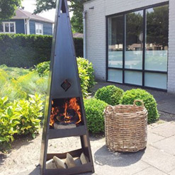 Harrie Leenders – Katan Outdoor Fire