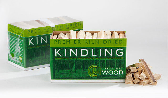 Certainly Wood – Kiln Dried Kindling