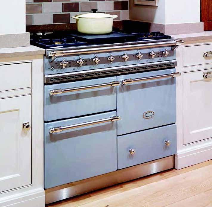 Lacanche Range Cookers – Macon Classic