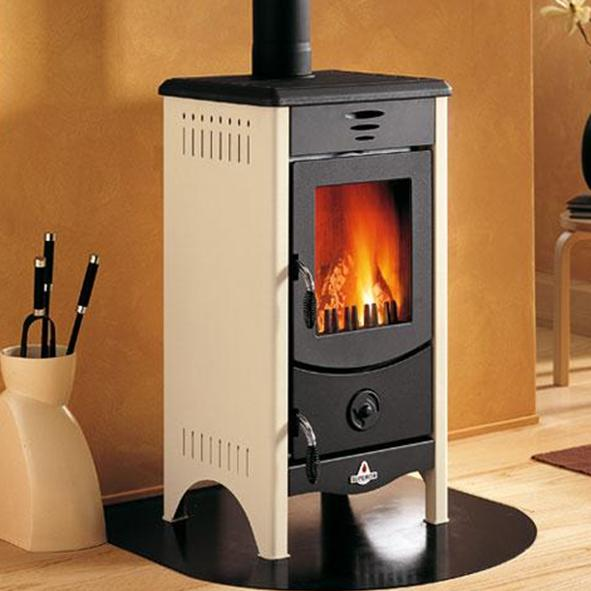 Piazzetta Superior – Micaela Wood Burning Stove 6kW