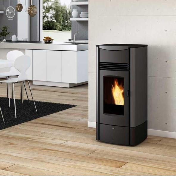 Piazzetta Superior – Milly Wood Pellet Burning Stove