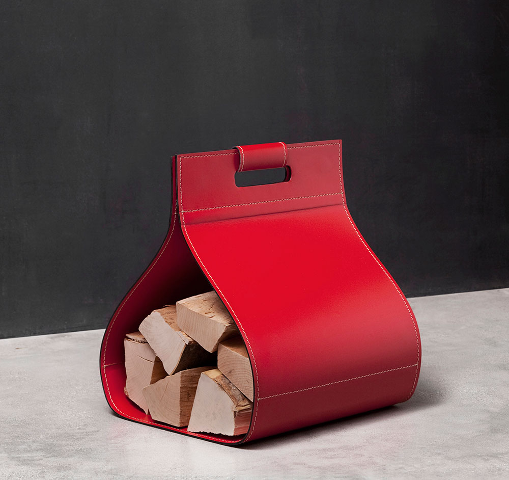 Opus Focus –  Jana Firewood Bag with Velcro Closure