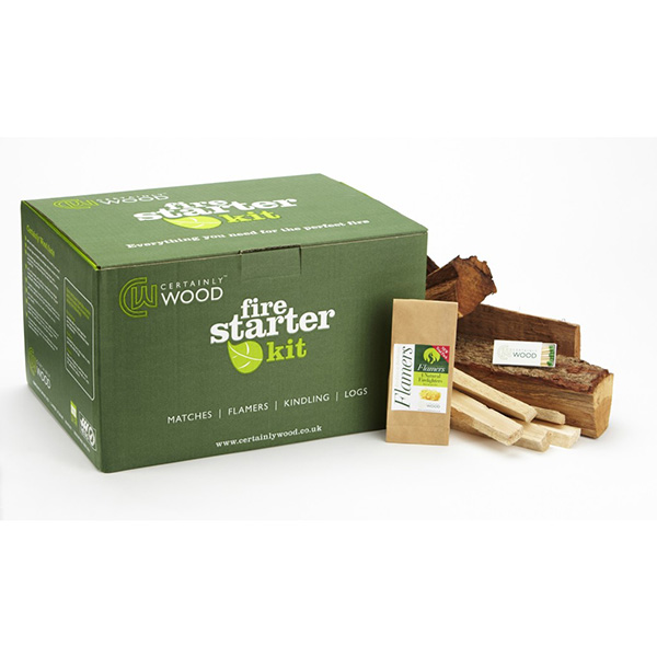 Certainly Wood – Fire Starter Kit