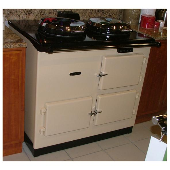 Rayburn – Rayburn Electric Range Cooker with Warmfront