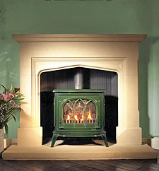 Miscellaneous – Rectory Fireplace
