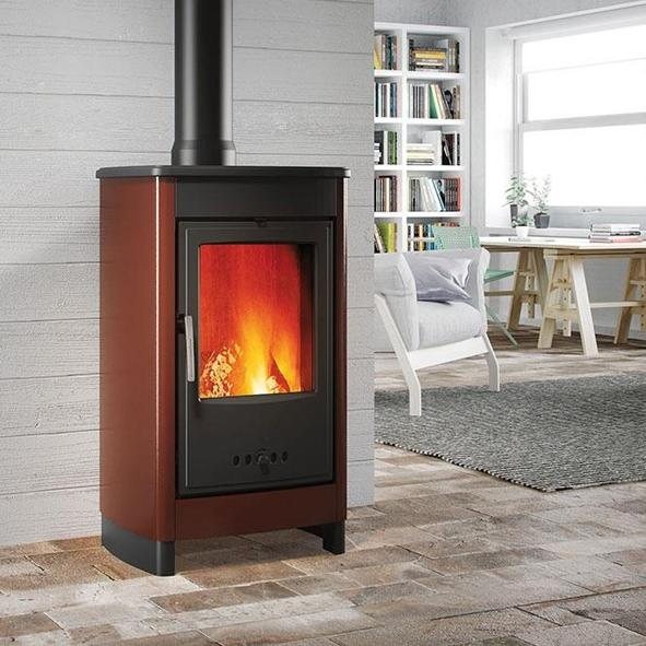 Piazzetta Superior – Sibilla Wood Burning Stove 8.2kW