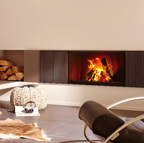 Brunner – Brunner URFEUER Open Wood Burning Fire