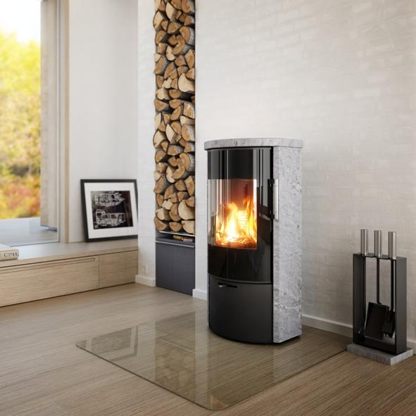 robeys stoves rais stoves rina soapstone 4kw wood. Black Bedroom Furniture Sets. Home Design Ideas