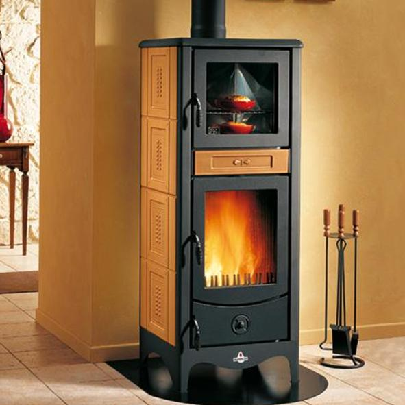 Robeys Stoves Piazzetta Superior Woodburning Stoves